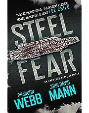 Steel Fear: An unputdownable thriller (The Finn Thrillers Book 1)