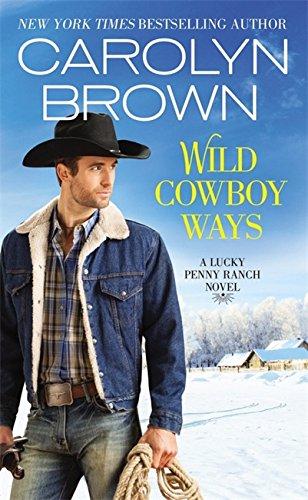 book cover of Wild Cowboy Ways