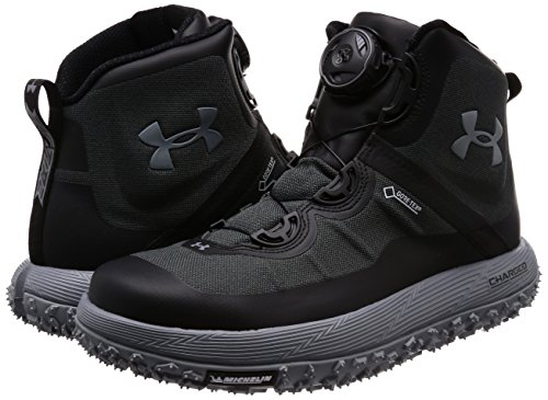Under Armour Herren s Fat Tire GTX Boot Nori Green/Steel/Steel