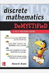Discrete Mathematics DeMYSTiFied Kindle Edition