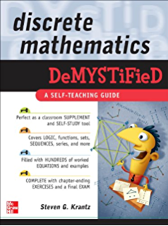 Schaums outline of discrete mathematics revised third edition 3 discrete mathematics demystified fandeluxe Image collections