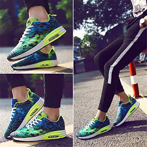 All'aperto Interior Running Scarpe Air Green Da Ii Fitness Uomo Basse Donna amp; Shoes Ginnastica Sneakers Corsa Sportive Casual UqxYEOZF