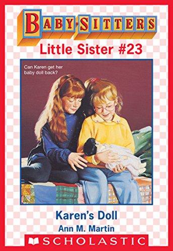 Karens Doll - Karen's Doll (Baby-Sitters Little Sister #23)