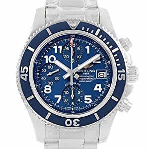 Breitling Superocean automatic-self-wind mens Watch A13311 (Certified Pre-owned)