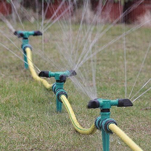 PYF Rociadores de Agua Riego automático Jardín Hierba Césped Rociadores A: Amazon.es: Jardín