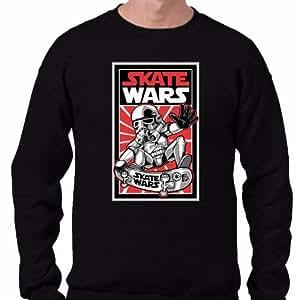 Positivos Sudaderas Jersey Skate Wars - XL