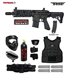 Introducing the latest MagFed Extremely Authentic Tactical Marker! Go MagFed or traditional loader and get the best of both worlds in one awesome package. The Tippmann TMC can be fully accessorized giving the player more unique options for Ta...