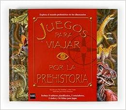 Juegos para viajar por la prehistoria: Amazon.es: Kelleher, Pat, Tutor, Pilar: Libros