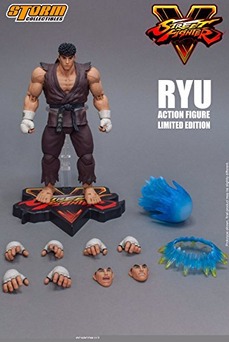 Ryu (Brown Ver)