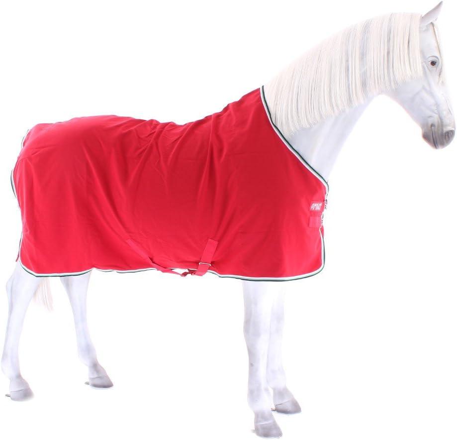 Red//White Horseware Amigo Stable Sheet
