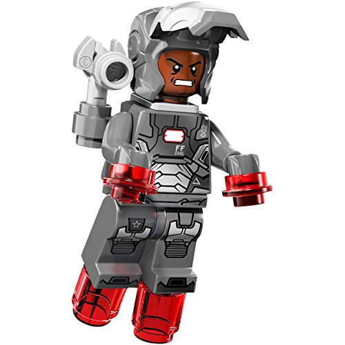 LEGO Superheroes - War Machine - Silver Iron Man
