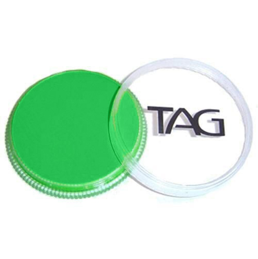 TAG Face Paints - Neon Green (32 gm)