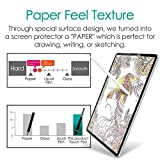 ELECOM Paper-Feel Screen Protector Designed for