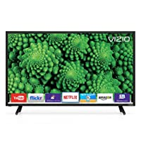 Deals on Vizio D32F-F1 32-inch Full HD LED Smart TV + Free $50 Dell GC