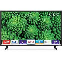 VIZIO 32-Inch 1080p Smart LED TV D32-D1 (2016)