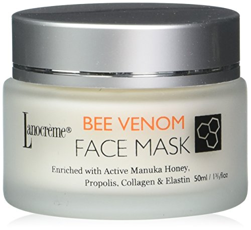 - Lanocorp Lanocreme Bee Venom Face Mask