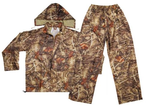 CLC Custom Leathercraft R180XL Camo Rain Suit, XL, 2-Piece