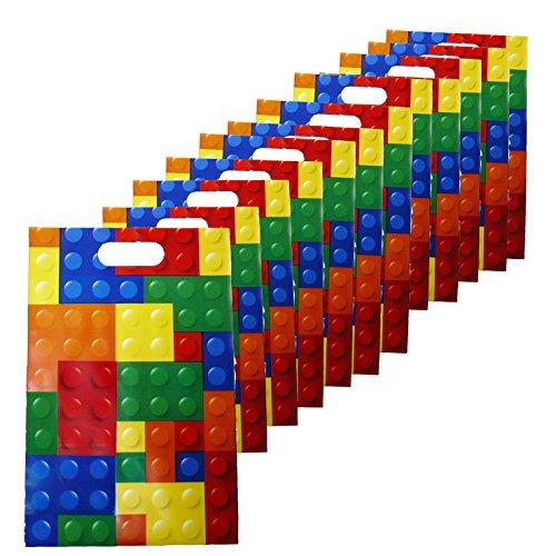 Building Blocks Treat Bags 12