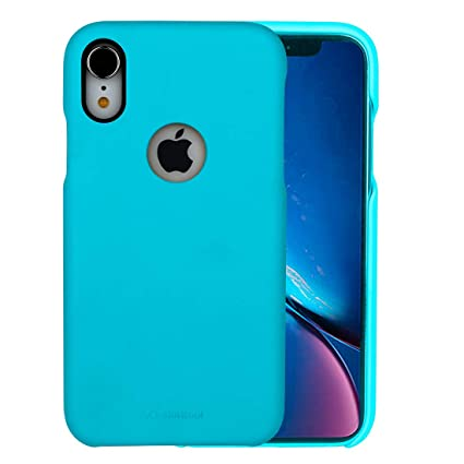 new style 52c9b 10e6a Stuffcool JOLIIP61 Mobile Case Cover for Apple iPhone XR (Blue)