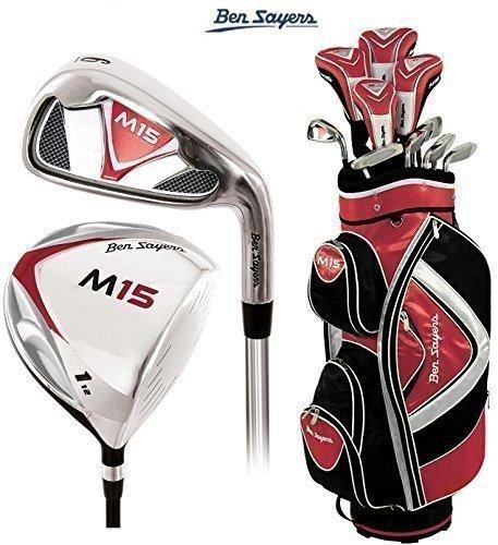Ben Sayers M15 todos los palos de Golf con vara de grafito ...