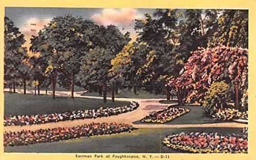 Eastman Park - Eastman Park Poughkeepsie, New York Postcard