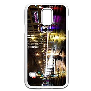 Samsung Galaxy S5 Cases Timelapse Design Hard Back Cover Proctector Desgined By RRG2G