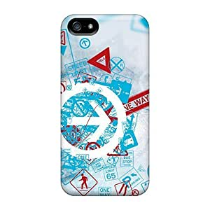 For 6Plus Iphone Protective Case, High Quality For Iphone 5/5s Signs Skin Case Cover