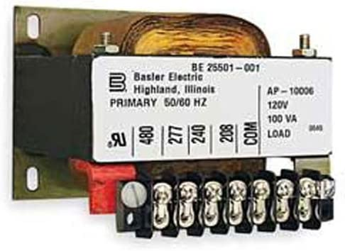Rheem SP10006 Commercial Electric Transformer with Jumper