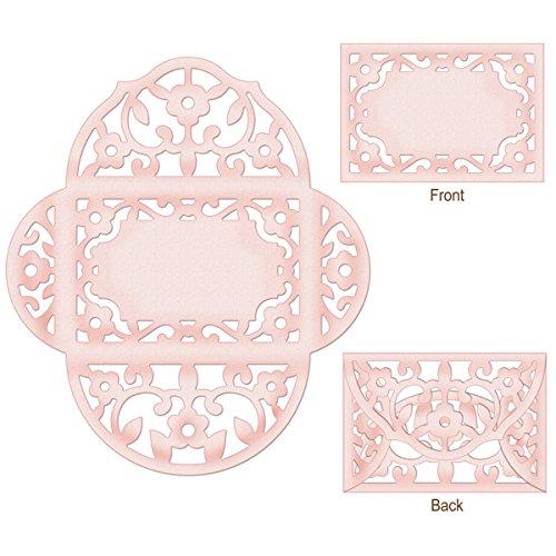 Cottage Lace (CottageCutz CX004 Lace Envelope Assembled Die, 3.7 by 2.5-Inch)