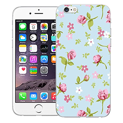 """Mobile Case Mate iPhone 6 Plus 5.5"""" Silicone Coque couverture case cover Pare-chocs + STYLET - Bienial pattern (SILICON)"""