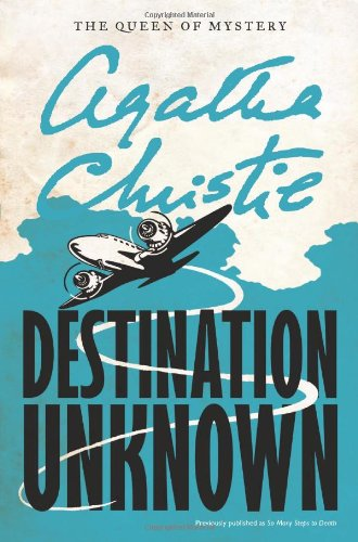Book cover for Destination Unknown