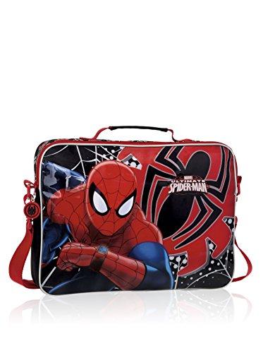 Borsa a tracolla valigetta Spider man Zaino 38X28X7