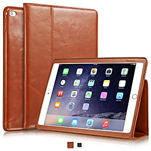 "Amazon.com: KAVAJ Leather iPad Air 2 Case Cover ""Berlin ..."