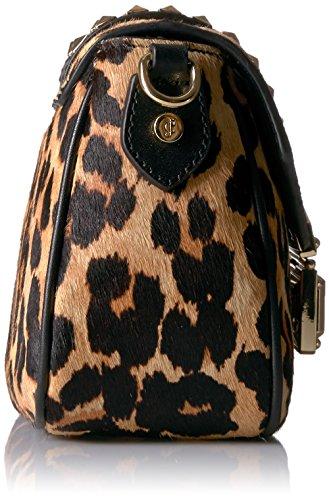 Juicy Couture Zephyr Leopard - Bolso bandolera mujer