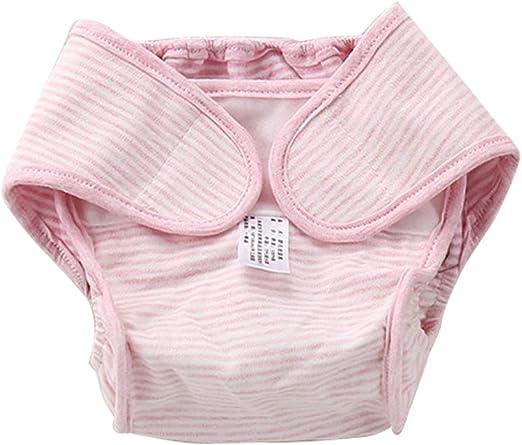 DANDANdianzi Lavable del paño de algodón del pañal del bebé de la ...