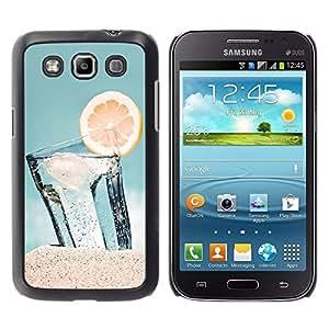 Dragon Case - FOR Samsung Galaxy Win I8550 - in the stream of life - Caja protectora de pl??stico duro de la cubierta Dise?¡Ào Slim Fit