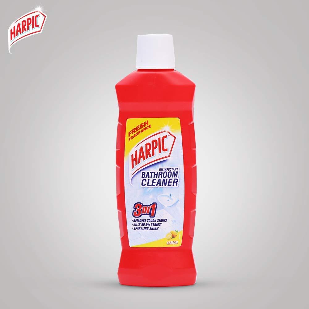 Superbe Amazon.com: Harpic Bathroom Cleaner Lemon   500 Ml: Health U0026 Personal Care