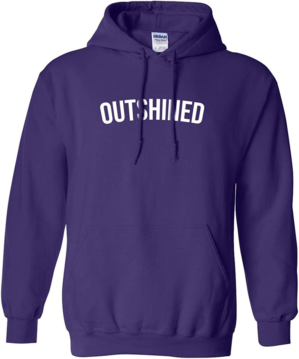 ZeroGravitee Outshined Adult Hooded Sweatshirt