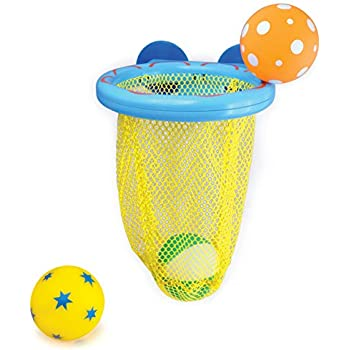 Amazon Com Tolo Splash Dunk Children Toy 4 Piece Toys