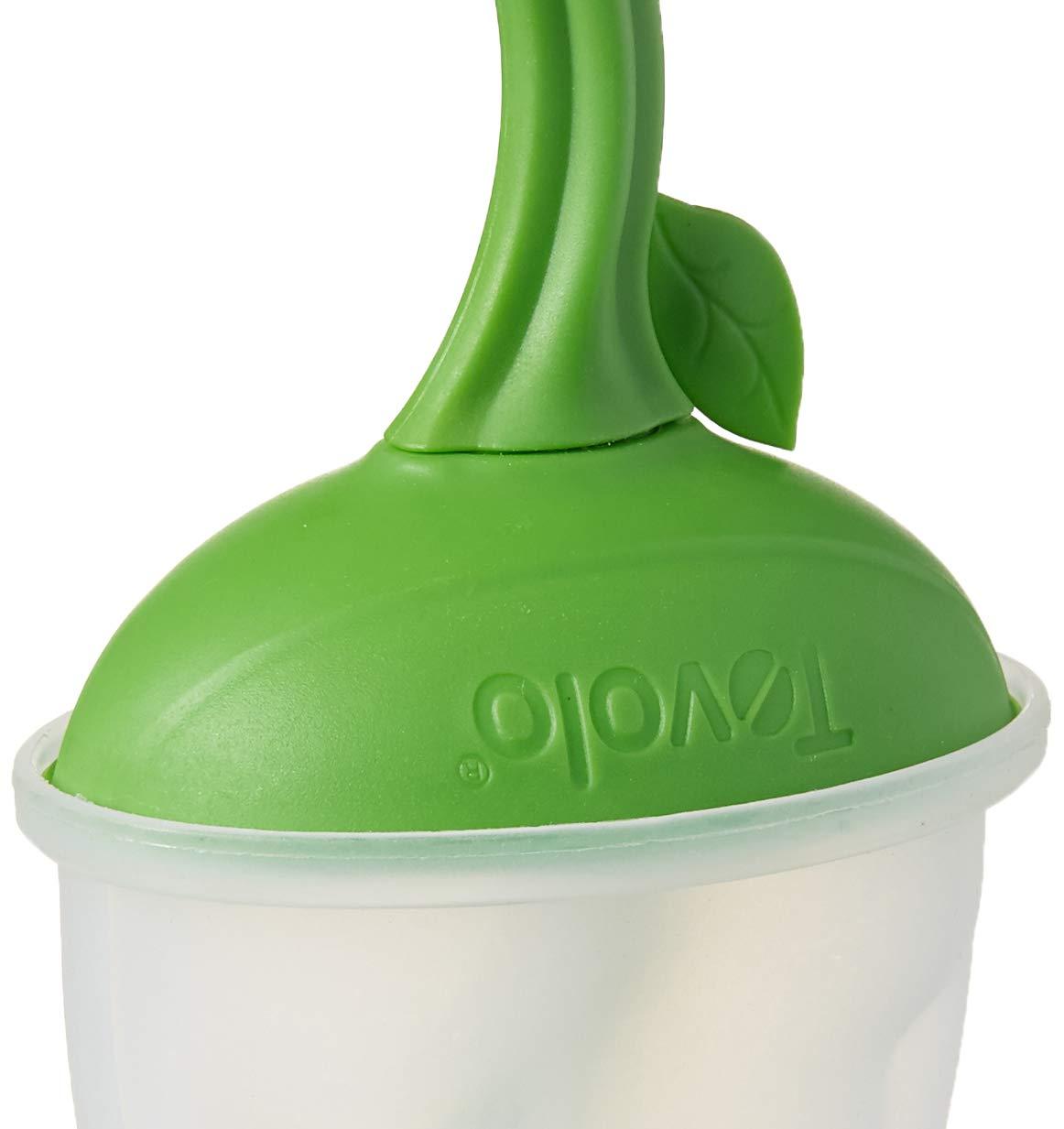Amazon.com: Tovolo 61-34198 - Molde para hielo, color verde ...