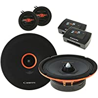Cadence ZRS6KM 300W 6.5 Xenith/Zrs Series Component Car Speakers