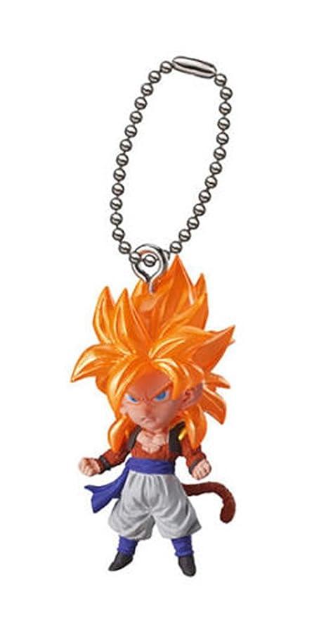 Amazon.com: Dragon Ball Kai UDM el mejor 05 figura llavero ...