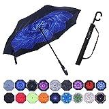 Umbrella Windproof Waterproof Umbrella Double