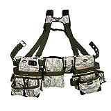 Bucket Boss Bucketboss 55185-DIGC, Three Bag Framers Rig, Digital Camo