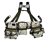 Bucket Boss Bucketboss 55185-DIGC, Three Bag Framers Rig,, Digital Camo