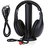 SmartEra® HiFi Wireless Headphone For FM Radio,Monitor,MP3,PC,TV,Audio Mobile Phones