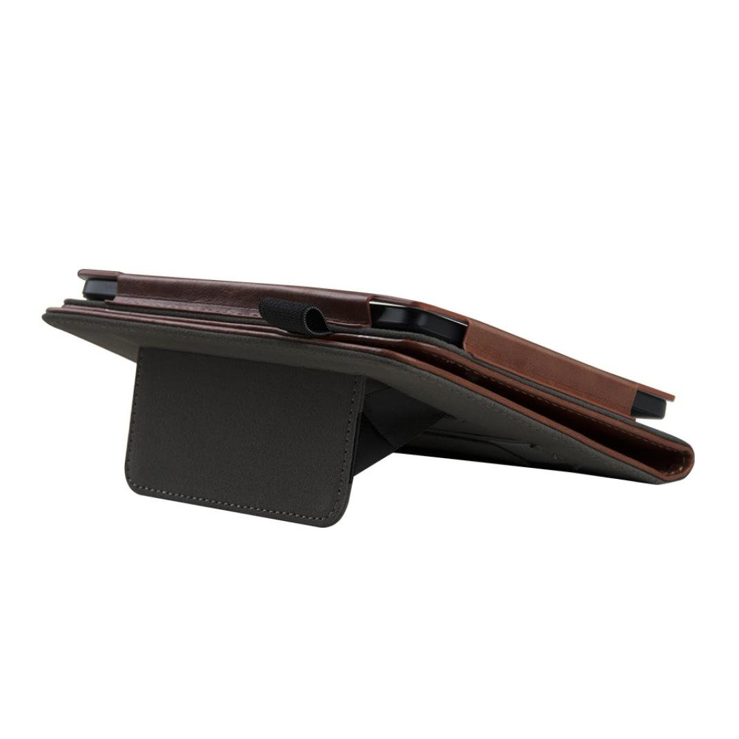 Voberry Ultra-thin Smart Leather Case Stand Cover For Kobo Clara HD 2018 6.0inch