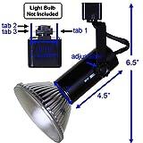 Direct-Lighting 50007 Black Universal Line Voltage