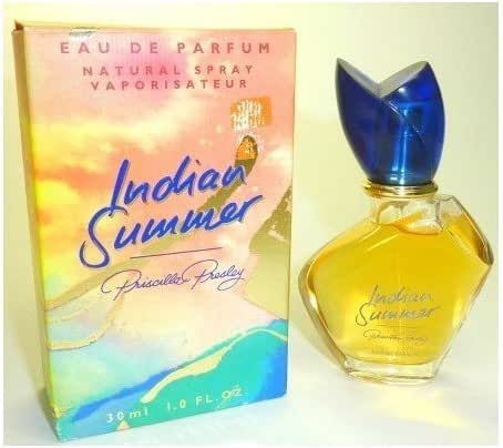 Priscilla Presley - Indian Summer Edp Eau De Parfum Spray 30 Ml