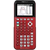 Texas Instruments TI-84 Plus CE Radical Red Graphing Calculator